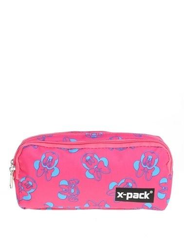 X-Pack Kalem Çantası Renkli